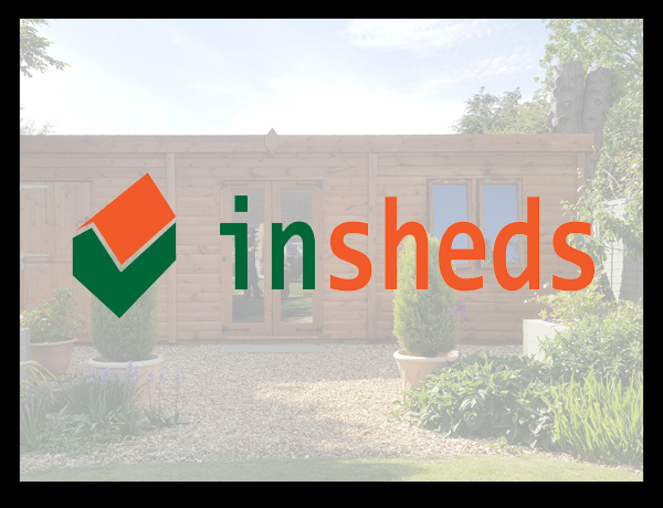 INSheds Online shop selling log cabins and sheds
